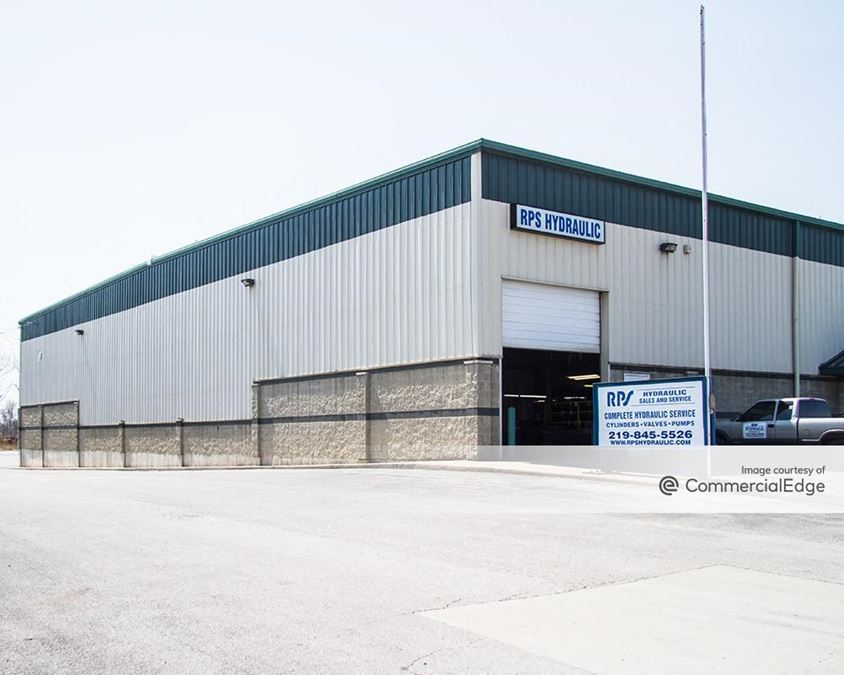 Krosan Interstate Business Park - Building 1