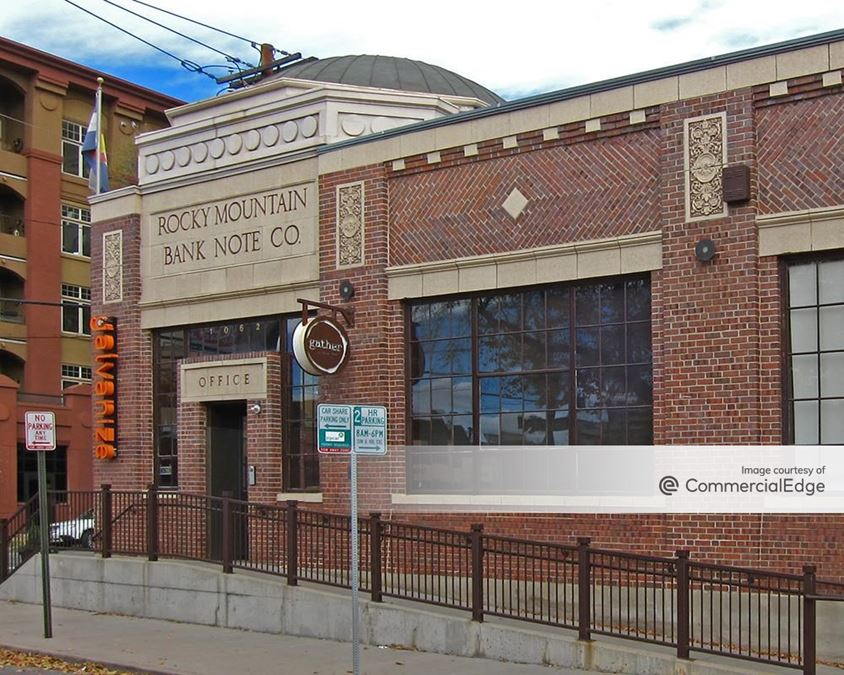 Rocky Mountain Bank Note Company Building