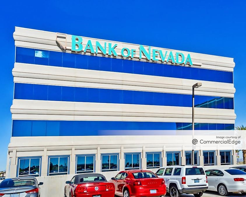 City Center West - 7251 West Lake Mead Blvd