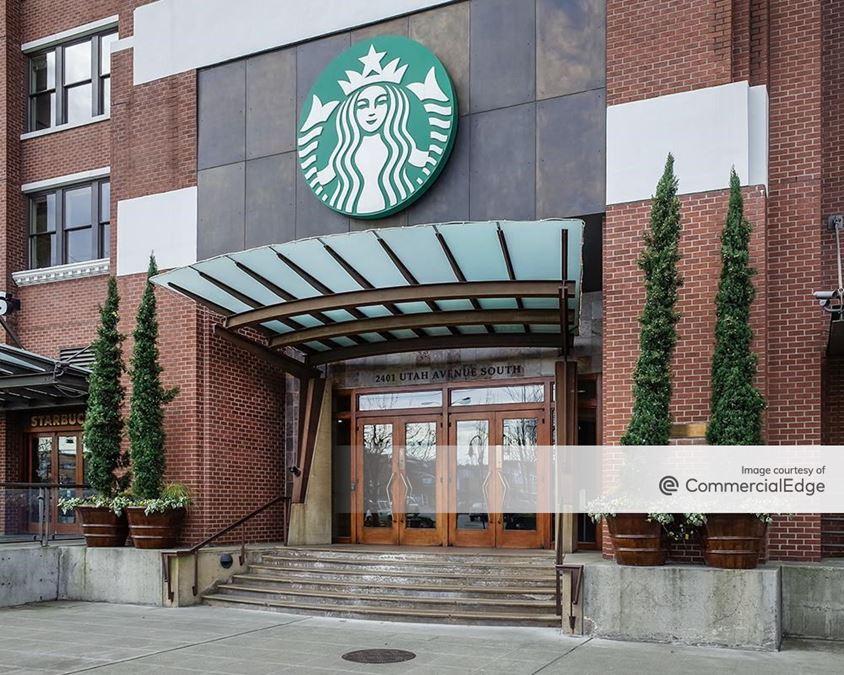 Starbucks Center