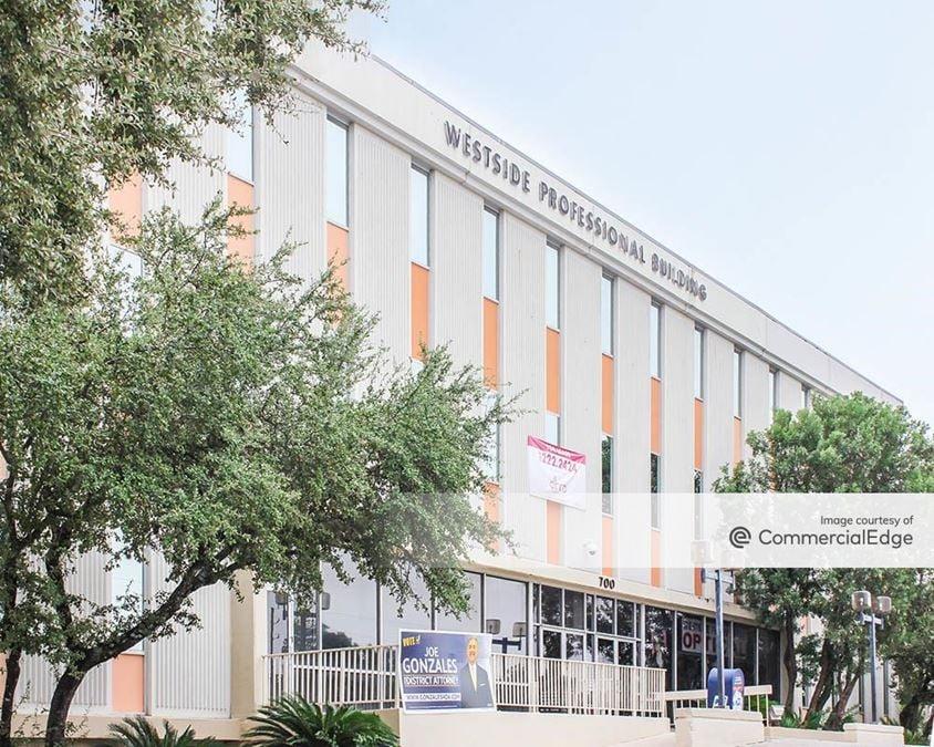 Westside Professional Building - 700 South Zarzamora ...