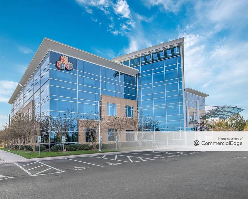 Princess Anne Medical Complex - CHKD Health and Surgery Center