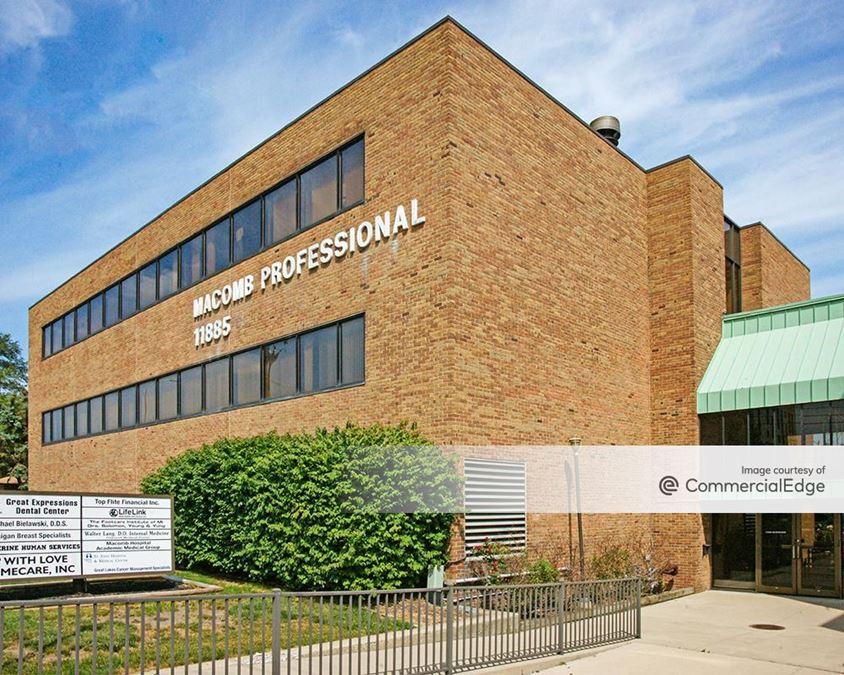 Macomb Professional Building