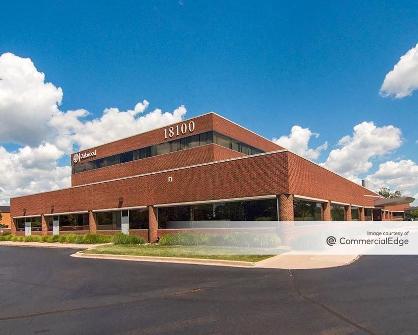 Dearborn Hospital - Oakwood Medical Park