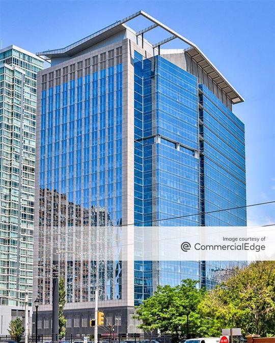 Harborside Financial Center X