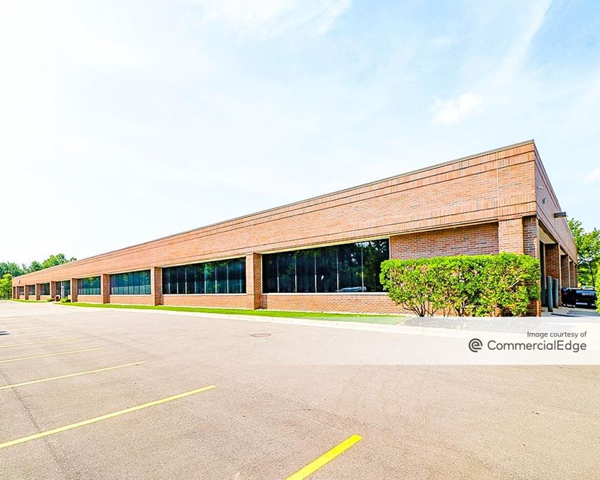 JAC Global Corporate Headquarters and Technical Center