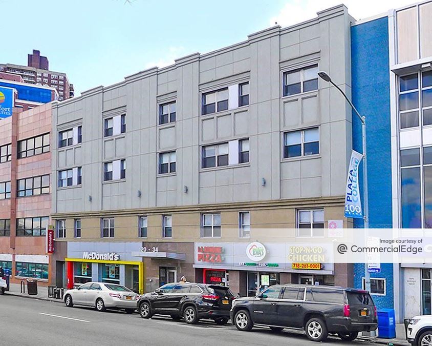 120-34 Queens Blvd