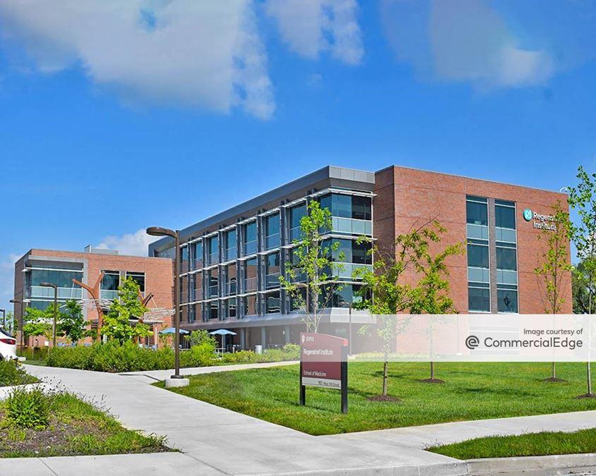 Indiana Univeristy School of Medicine Campus - Regenstrief Headquarters