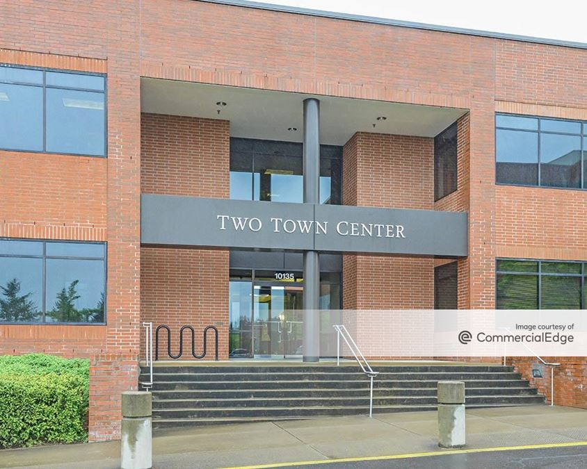 Two & Three Town Center