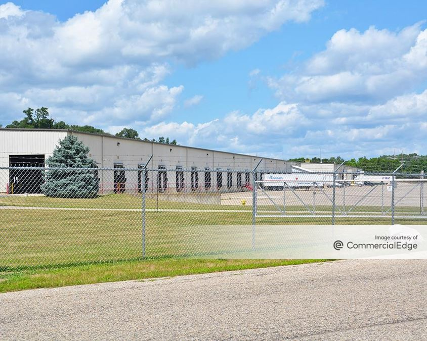 Fort Custer Industrial Park - 215 North Hill Brady Road