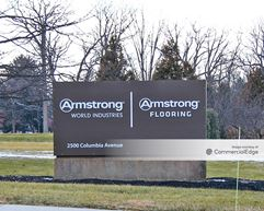 Armstrong Corporate Headquarters - Building 701 - Lancaster