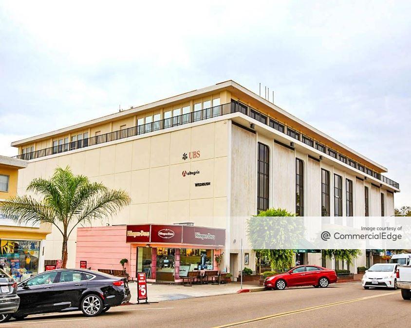La Jolla Financial Building