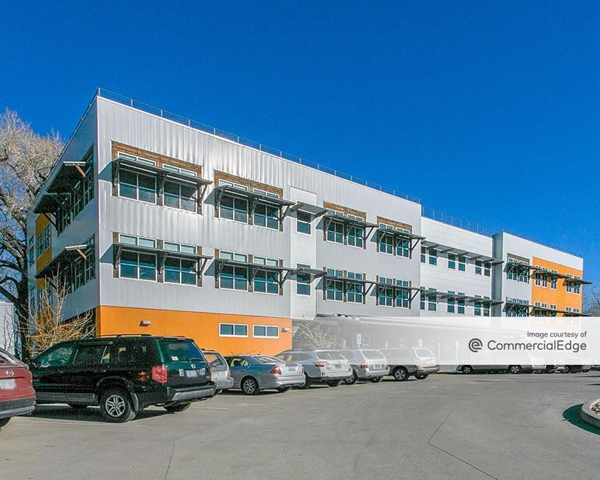 Inverness Innovation Park - Innosphere Building 1