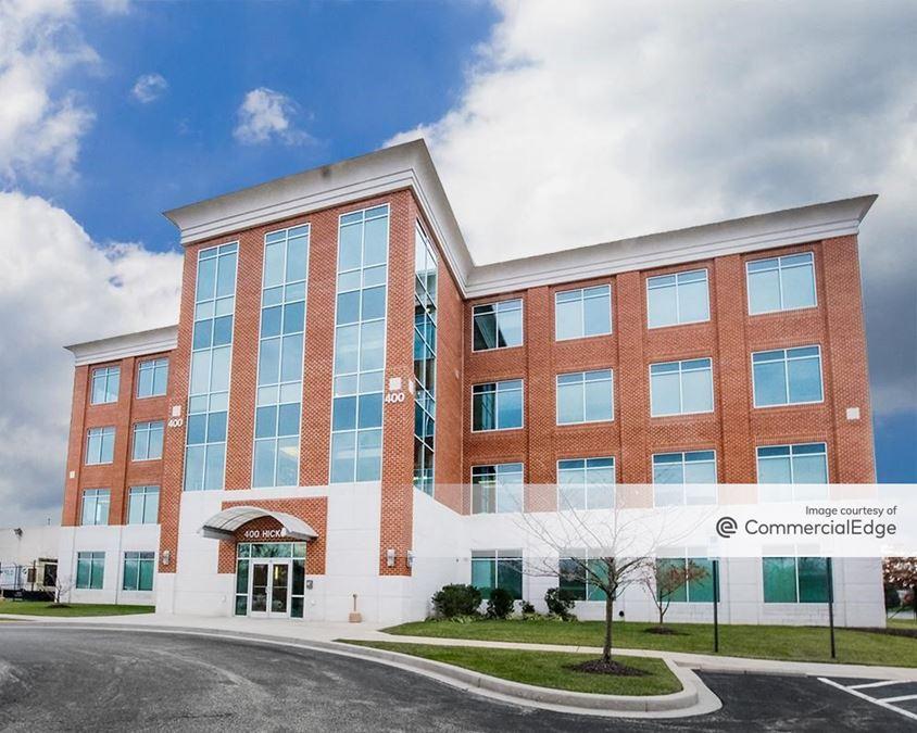 Hickory Ridge Business Park - 400 Hickory Drive