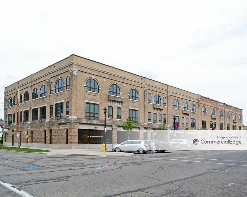 Eyer Building