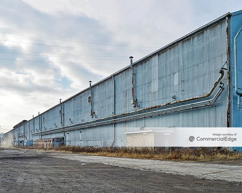 Aliquippa Industrial Park - 500 Woodlawn Road