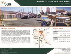 3551 East Bonanza Road - Las Vegas