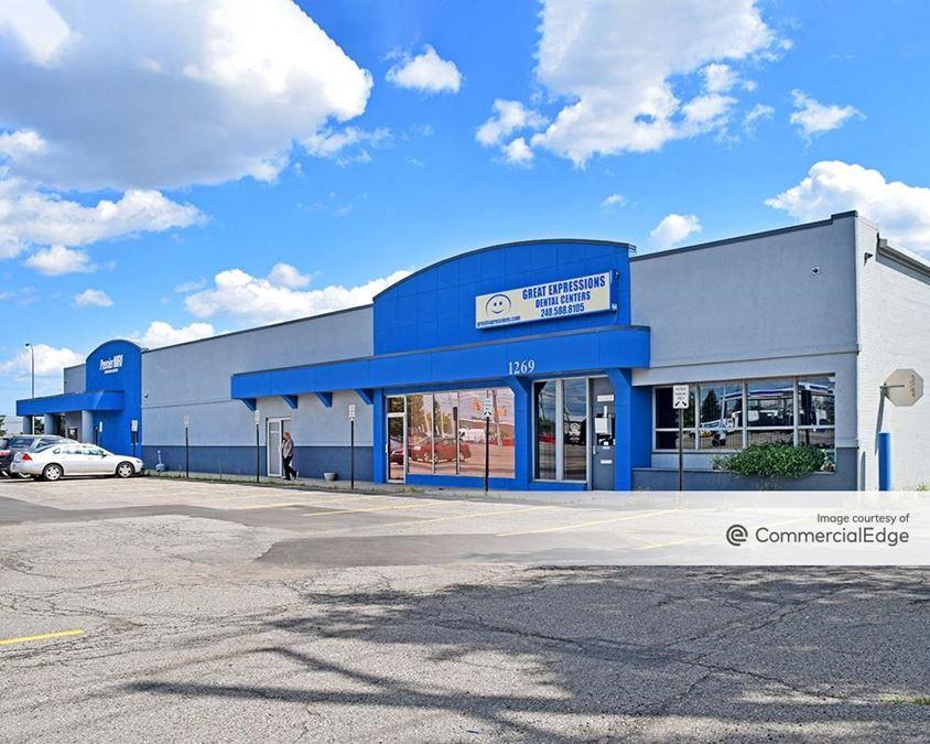 30751-30785 Stephenson Hwy & 1269 13 Mile Road
