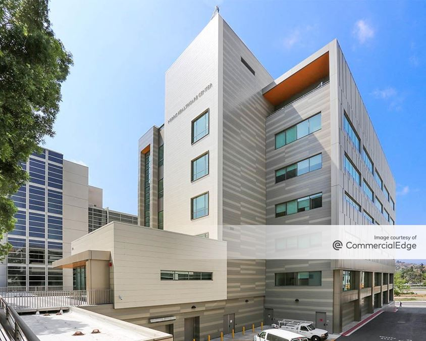 USC Sciences Campus - Norris Healthcare Center