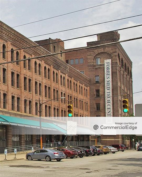 Forbes Pride & Stevenson Buildings