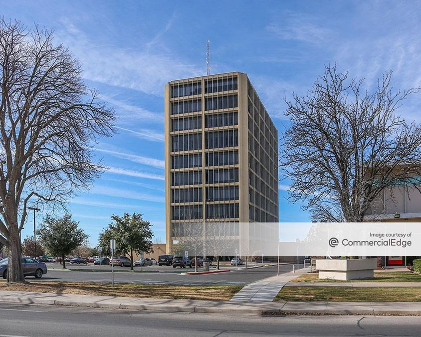 Las Cruces Tower
