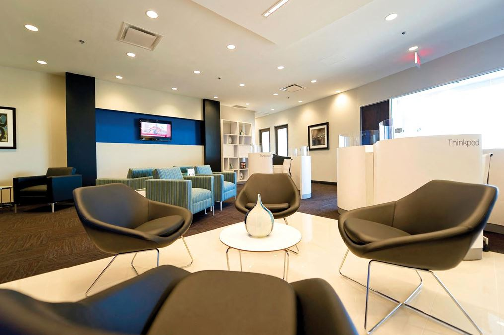 Regus | Pointe Claire - Montreal Airport