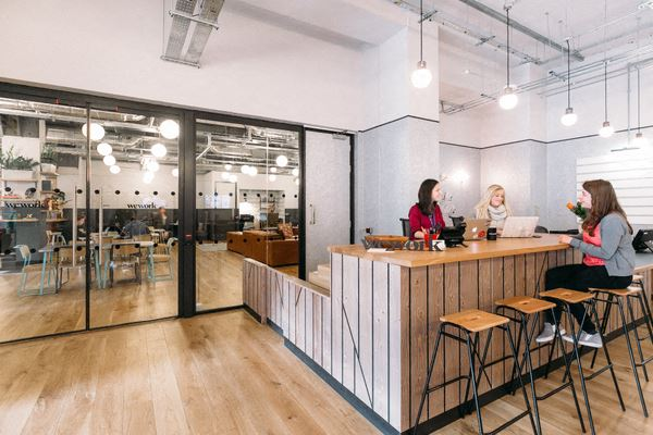 Office Freedom | Walnut St