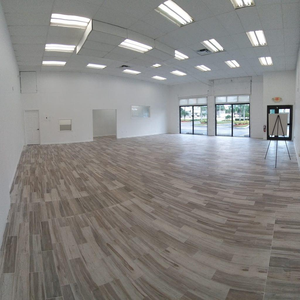 1,600 SF Storefront Unit