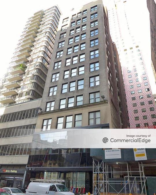 65 West 36th Street