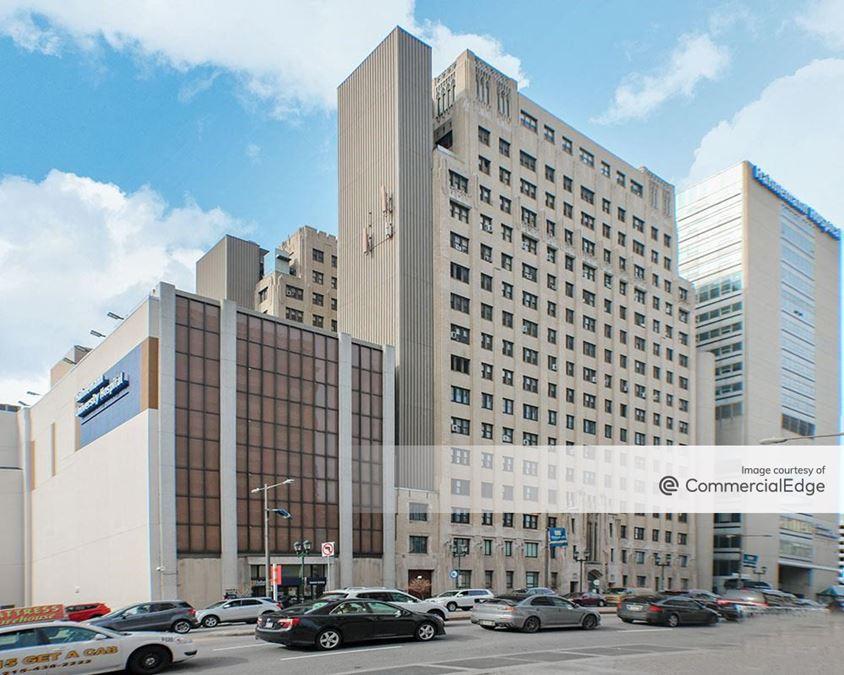 Hahnemann University Hospital - Feinstein Building