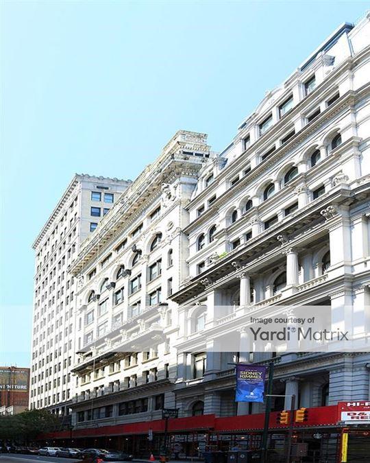 The Jefferson Building