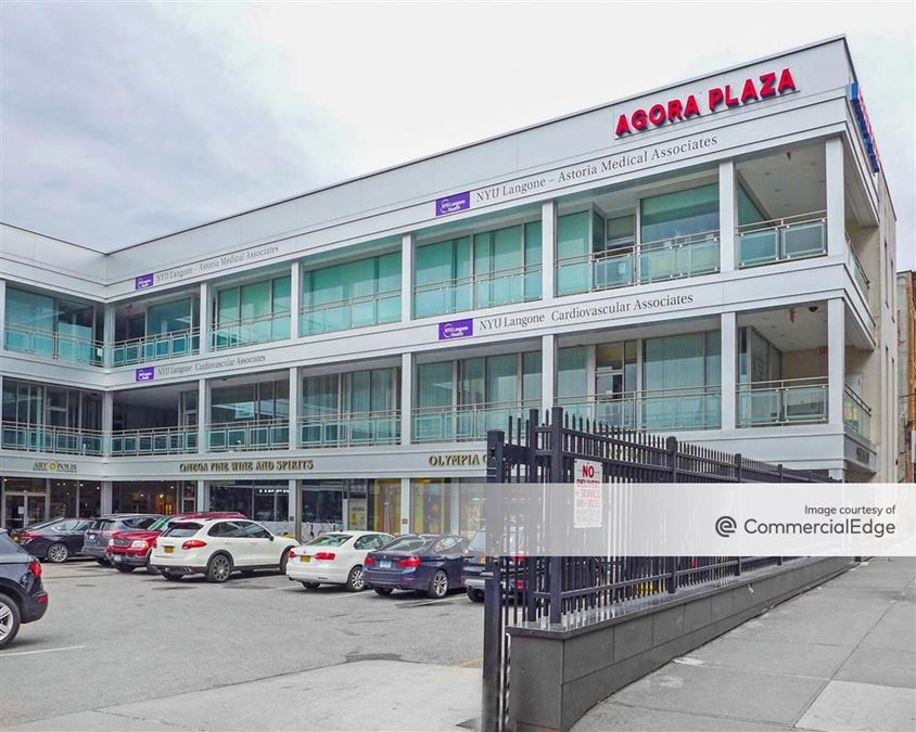 Agora Plaza