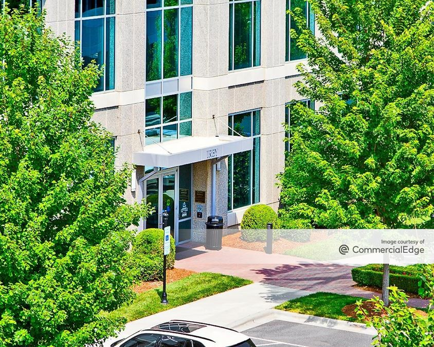 Ballantyne Corporate Park - Irby Building