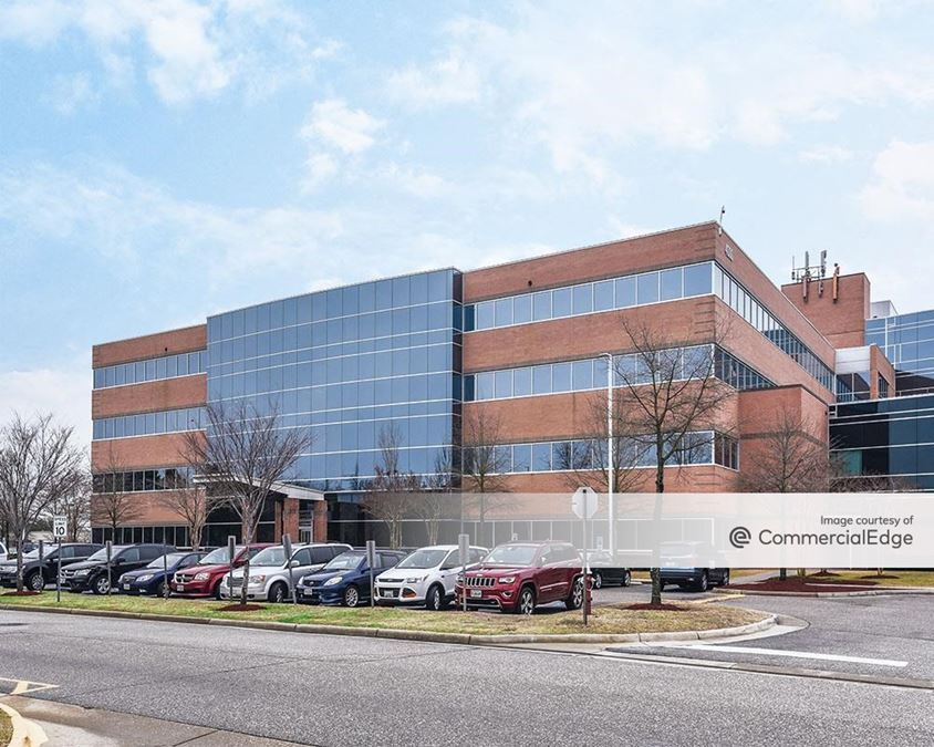Sentara CarePlex Hospital - North Campus Medical Offices