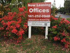 Professional Office Space Near City Place Code 1818-220 2500 SF - West Palm Beach