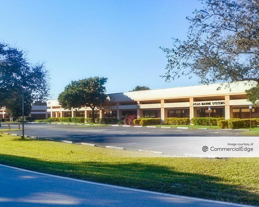 Executive Airport Business Center - 1801, 1835 & 1925 South Perimeter Road
