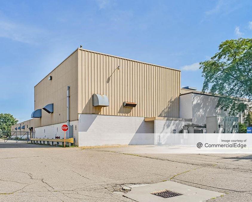 Lapeer Industries Plant 2