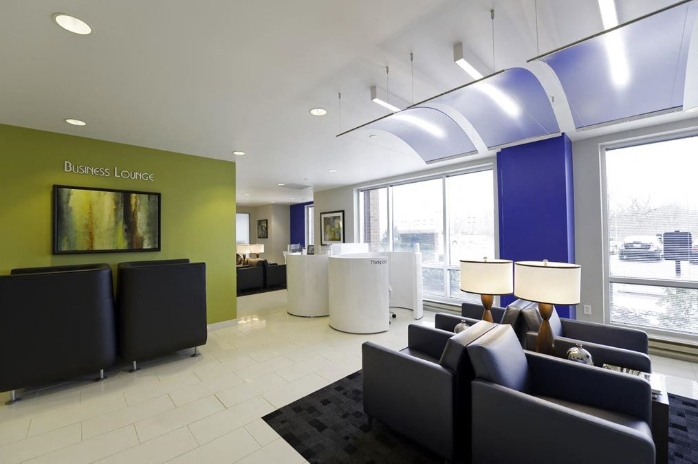 Regus | Ormsby III Forest Green