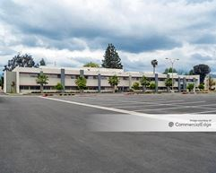 Mill Street Plaza - San Bernardino
