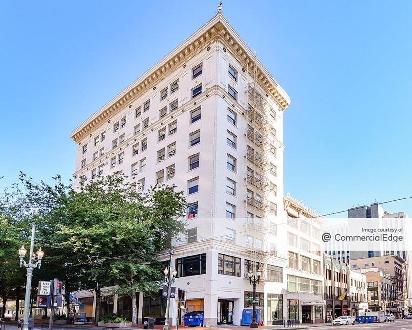 Pioneer Park Building
