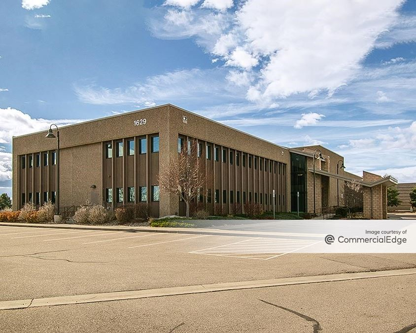 Blue Spruce Building