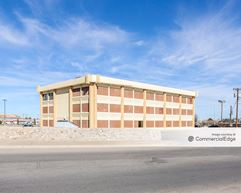 Northpointe Professional Center - 8815 Dyer Street - El Paso