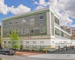Manhattan Laundry Building - Washington