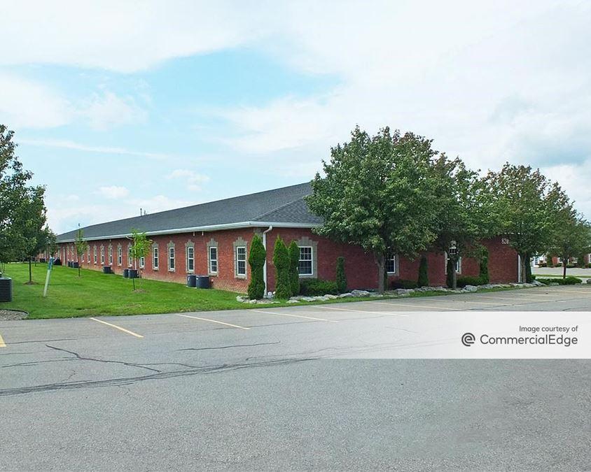 Stonegate Office Park - 8201-8207 Main Street