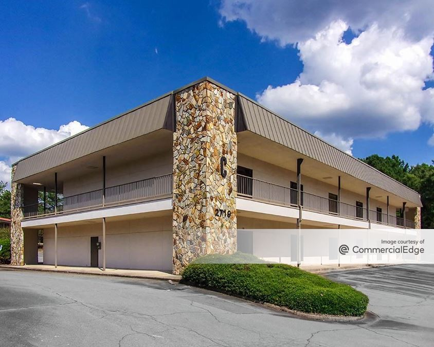 Executive Park North - Buildings B, C, E & F