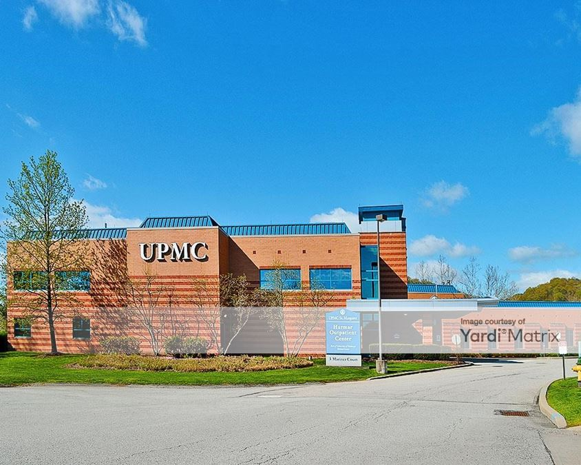 UPMC St. Margaret Harmar Outpatient Center