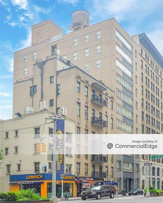 Raymond R Corbett Building