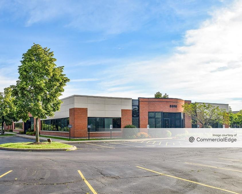 Village Park Business Center - 6390 Main Street