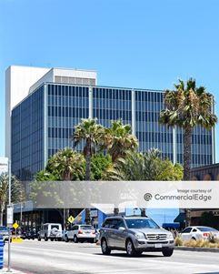 Wells Fargo Bank Building - Santa Monica