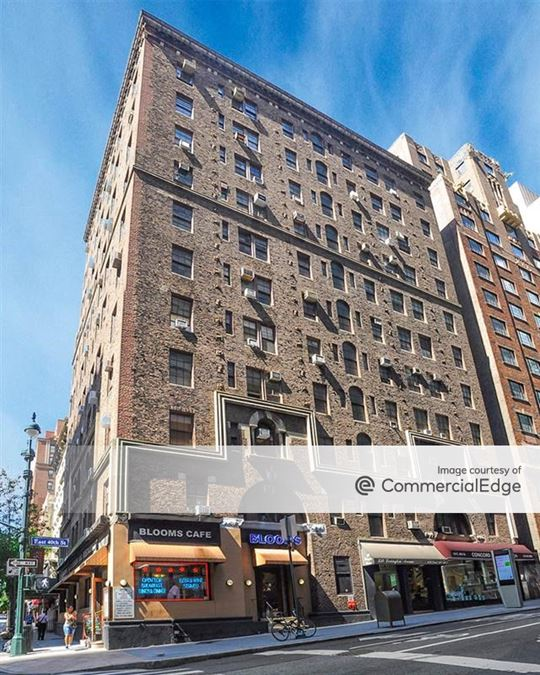 124 East 40th Street & 350 Lexington Avenue